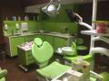 Exkluzív, fogászati, fogorvosi, 1 székes