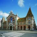 Budapest, IX. kerület, Ferencváros-Belváros, Fővám tér