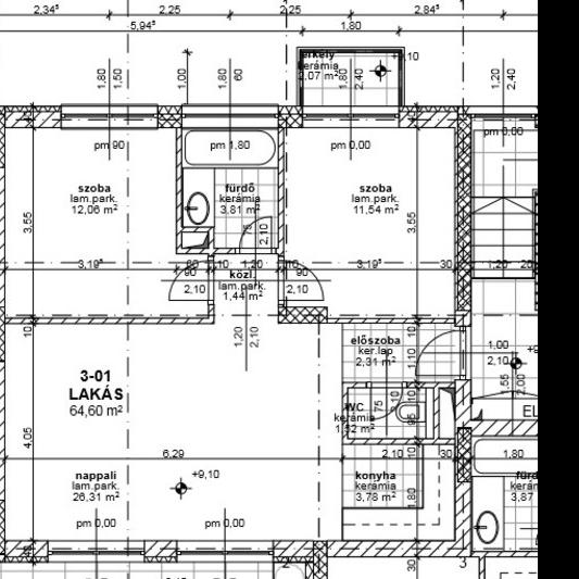 Eladó  tégla lakás (Budapest, XIII. kerület, ) 31,99 M  Ft