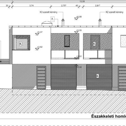 Eladó  téglalakás (Budapest, XVI. kerületBudapest, XVI. kerület, Panorámás telken) 61 M  Ft