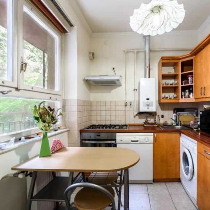Eladó  téglalakás (Budapest, II. kerület, Mechwart Liget mellett) 46,99 M  Ft
