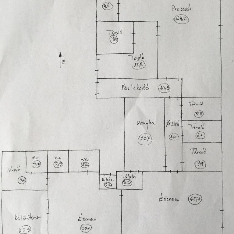 Eladó  vendéglátás (Zala megye, Gelse) 19 M  Ft