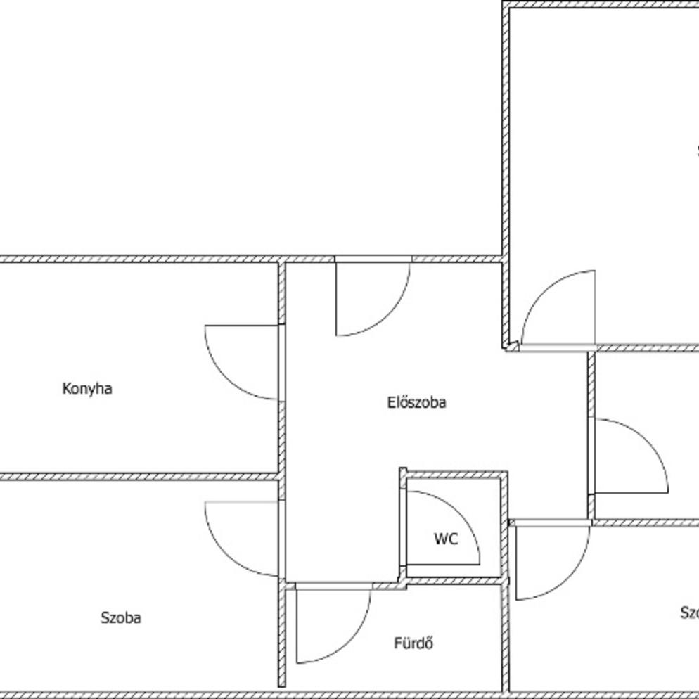 Eladó  panellakás (Veszprém megye, Veszprém) 17,79 M  Ft