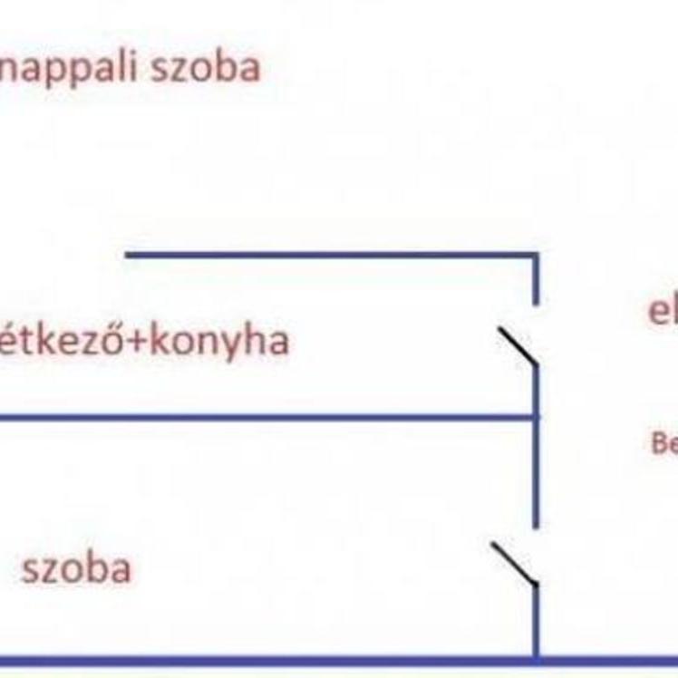 Kiadó  téglalakás (Budapest, XIII. kerületBudapest, XIII. kerület, Bessenyei u.) 279 E  Ft/hó