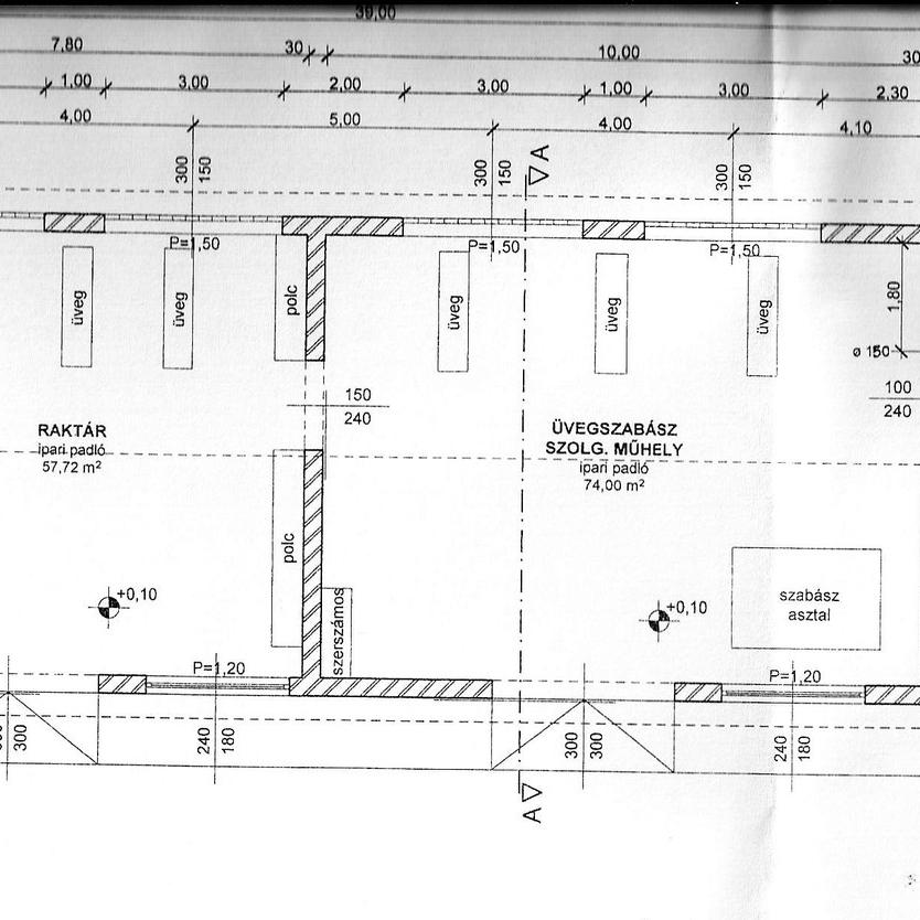 Eladó  gazdasági ingatlan (Hajdú-Bihar megye, Balmazújváros) 63 M  Ft +ÁFA