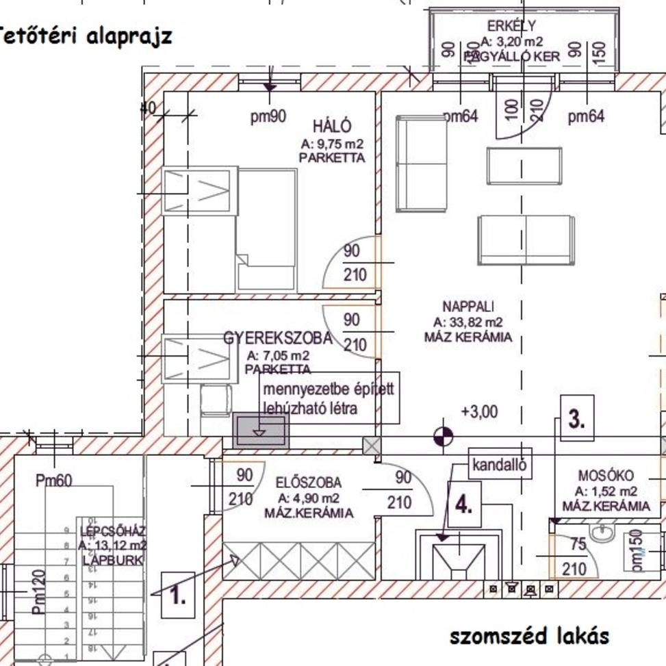 Eladó  téglalakás (Budapest, XXIII. kerületBudapest, XXIII. kerület) 34 M  Ft