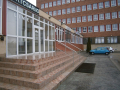 IV. kerület Megyer - irodaházban B, B  kat.
