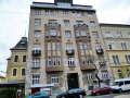 VII. kerület Erzsébetváros Ligetváros felújított téglalakás Airbnb