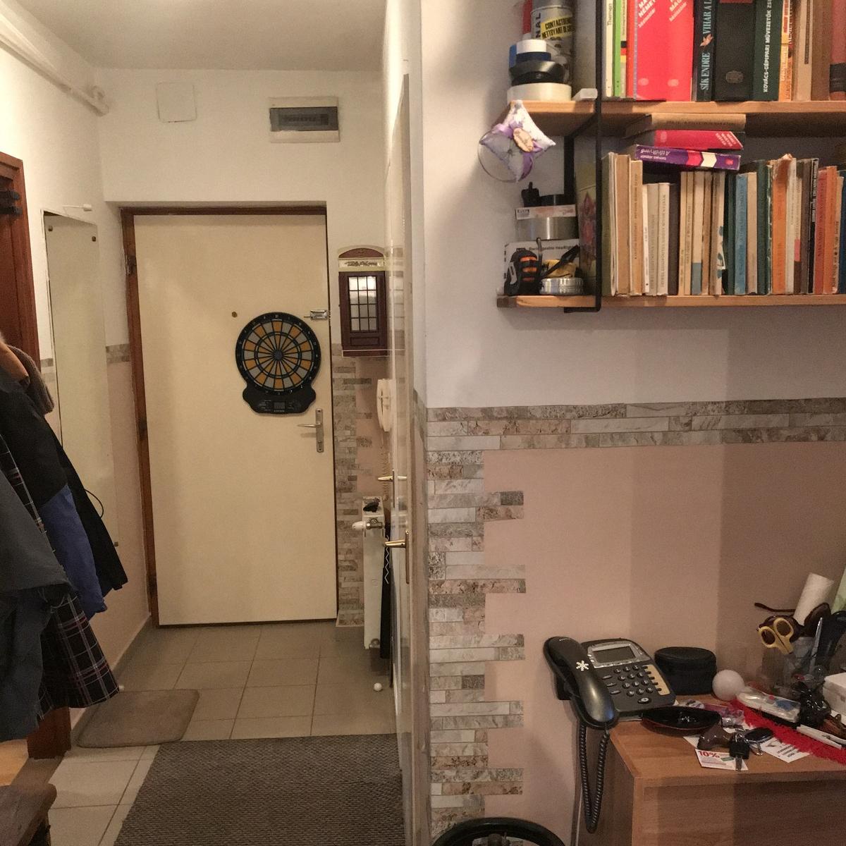 Eladó  téglalakás (Budapest, IV. kerületBudapest, IV. kerület, Fóti út) 25,9 M  Ft