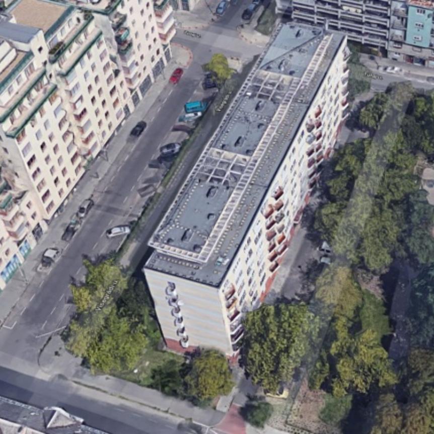 Kiadó  téglalakás (Budapest, XIII. kerületBudapest, XIII. kerület, Visegrádi u.) 180 E  Ft/hó