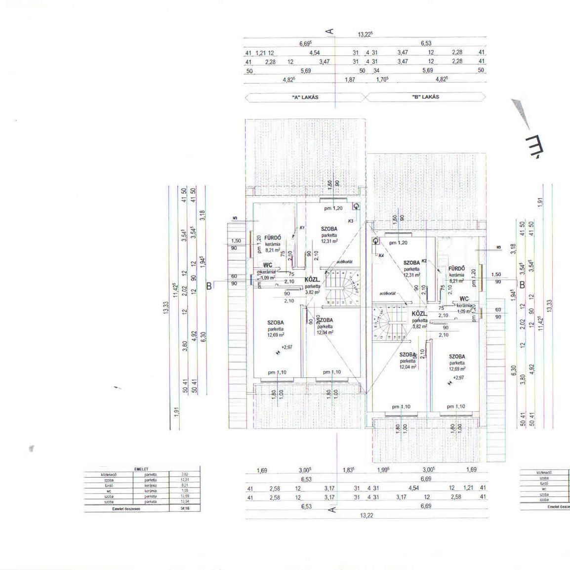 Eladó  ikerház (Pest megye, Dunakeszi) 59,9 M  Ft