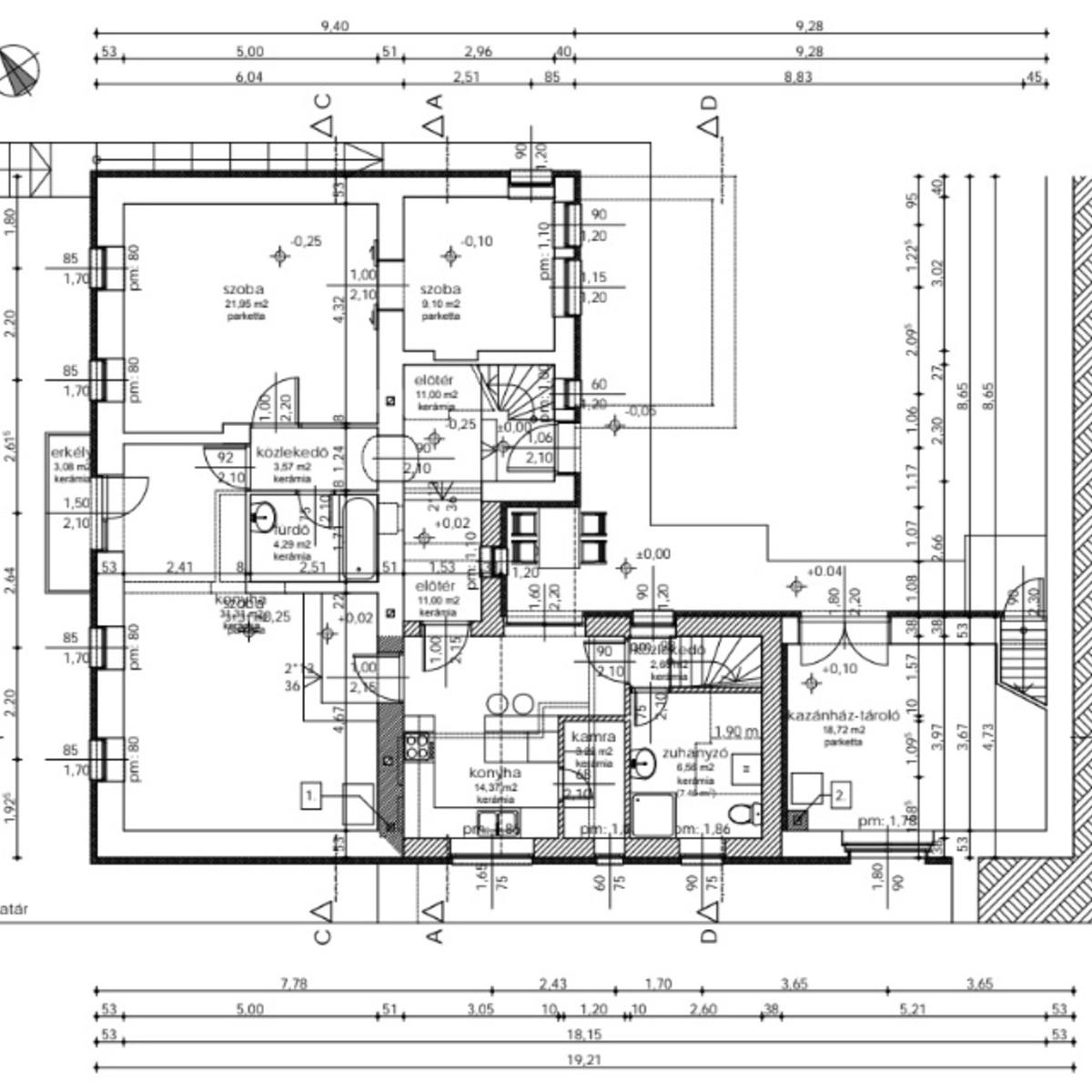 Eladó  családi ház (Pest megye, Budakeszi, Virágvölgy utca) 49 M  Ft
