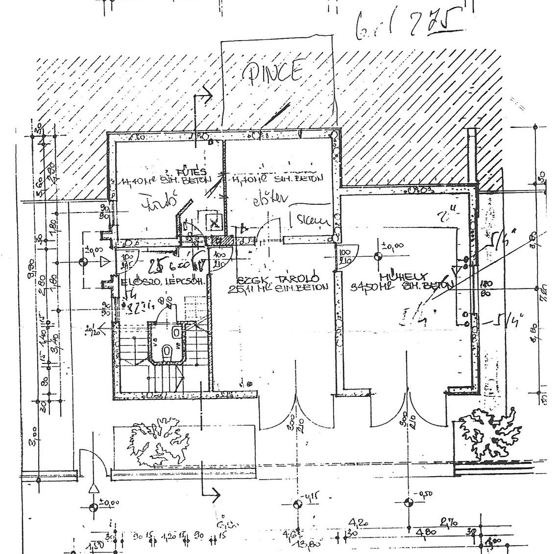 Eladó  családi ház (Pest megye, Perbál) 34,4 M  Ft