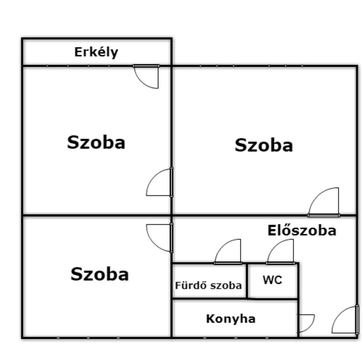 Eladó  panellakás (Budapest, XIV. kerületBudapest, XIV. kerület, Füredi u.) 27,99 M  Ft