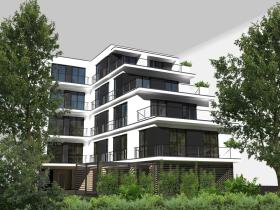 Angyalföldi 10 lakásos társasház