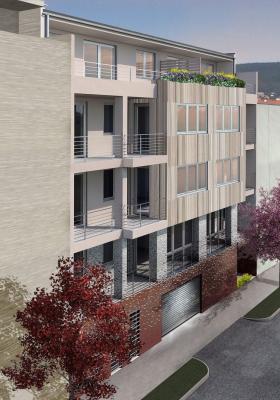 15 lakásos társasház