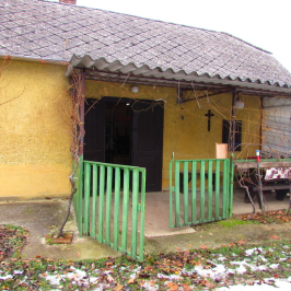 Eladó  mezőgazdasági ingatlan (Cserfő) 2,2 M  Ft