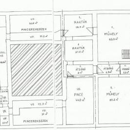 Eladó  üzlet (Budapest, VI. kerület) 35 M  Ft