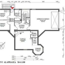 Eladó  családi ház (Budaörs, Kertváros) 209 M  Ft