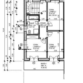 Eladó  családi ház (Budaörs, Városközpont) 110 M  Ft