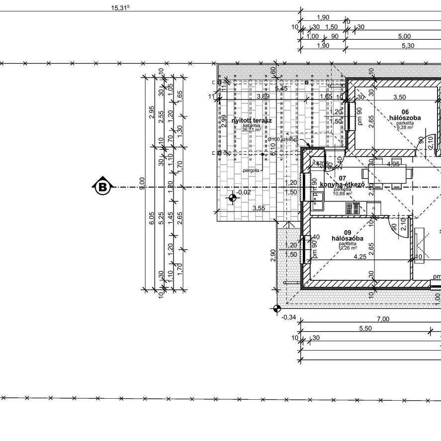 Eladó  ikerház (Nyíregyháza) 28,5 M  Ft