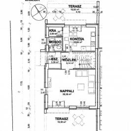 Eladó  ikerház (Vác, Deákvár) 39,9 M  Ft