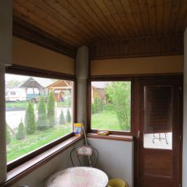 Kiadó  családi ház (Halászi) 130 E  Ft/hó