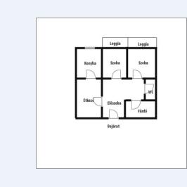 Eladó  panellakás (Nyíregyháza, Belváros) 14,7 M  Ft