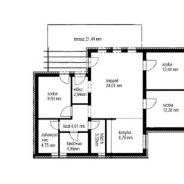 Eladó  családi ház (Harka) 21,9 M  Ft