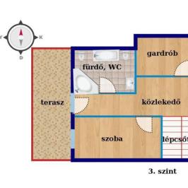 Eladó  ikerház (Budaörs) 79,9 M  Ft