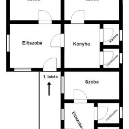 Eladó  családi ház (Dunaharaszti, Óváros) 32 M  Ft