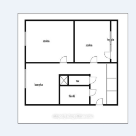 Eladó  panellakás (Nyíregyháza, Örökösföld) 14,5 M  Ft