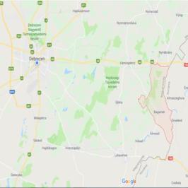 Eladó  telek (Bagamér) 40,9 M  Ft +ÁFA