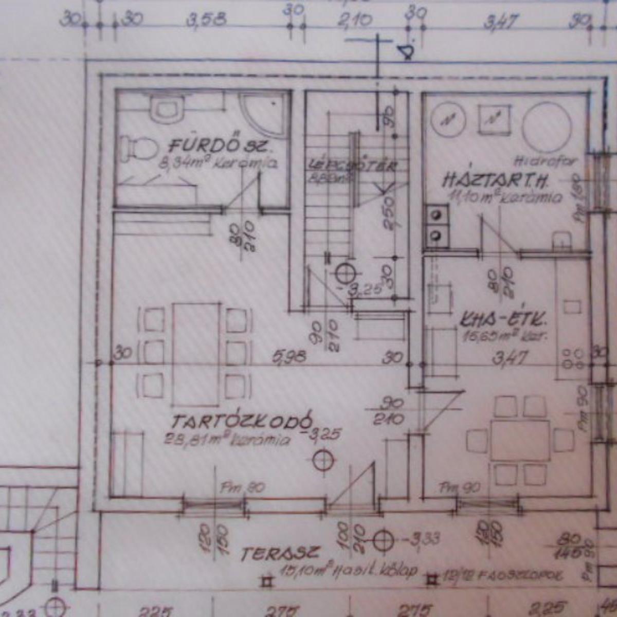 Eladó  családi ház (Zsámbék) 49,8 M  Ft