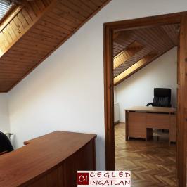 Kiadó  irodaház (Cegléd, Belváros) 560 E  Ft/hó +ÁFA