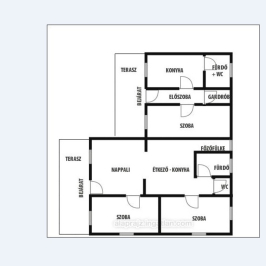 Eladó  családi ház (Napkor) 15,9 M  Ft