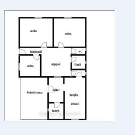Eladó  családi ház (Kemecse) 16,9 M  Ft