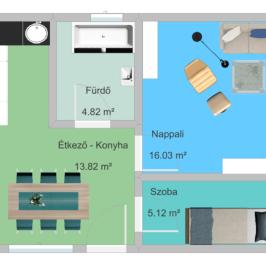 Eladó  családi ház (Budapest, III. kerület) 19,9 M  Ft
