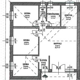 Eladó  ikerház (Szigethalom) 27,5 M  Ft