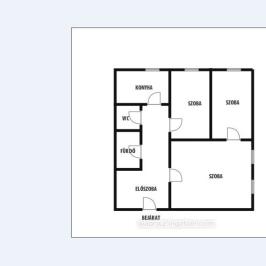 Eladó  panellakás (Nyíregyháza, Jósaváros) 13,6 M  Ft