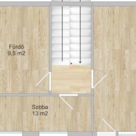 Eladó  családi ház (Paks) 55 M  Ft