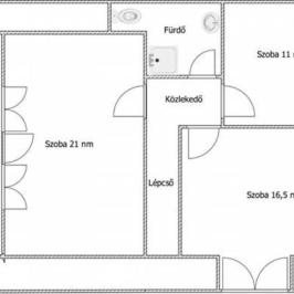 Eladó  családi ház (Paks) 34 M  Ft