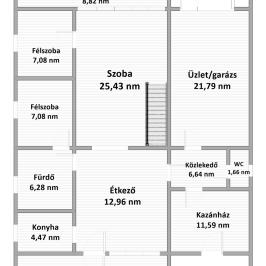 Eladó  családi ház (Biharkeresztes) 29,5 M  Ft