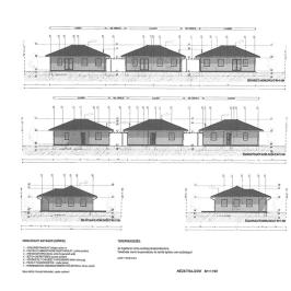 Eladó  sorház (Délegyháza) 29,9 M  Ft