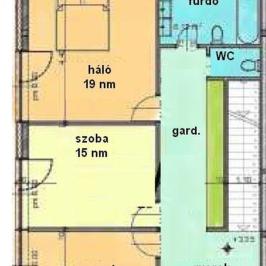 Eladó  ikerház (Budaörs, Kertváros) 123,9 M  Ft