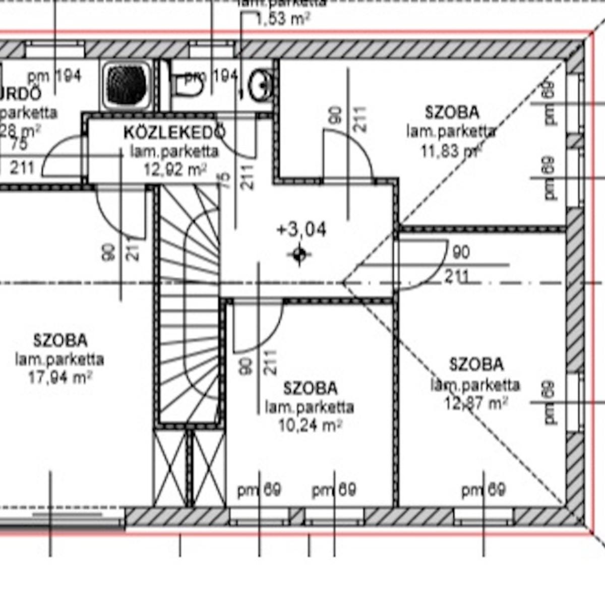 Eladó  téglalakás (Tolna megye, Paks) 51,5 M  Ft
