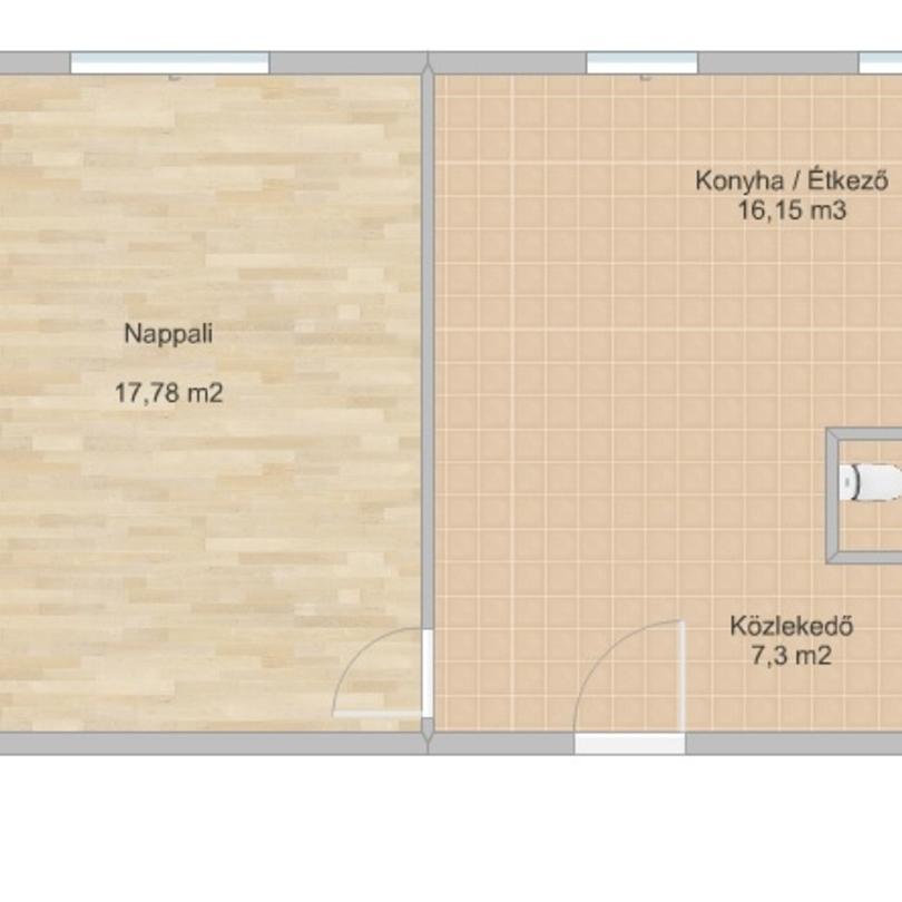 Eladó  panellakás (Tolna megye, Paks) 19,45 M  Ft