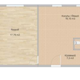 Eladó  panellakás (Paks) 19,45 M  Ft