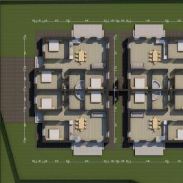 Eladó  ikerház (Délegyháza) 33,9 M  Ft