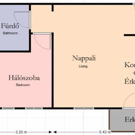 Eladó  téglalakás (Mosonmagyaróvár, Majorok) 17,9 M  Ft